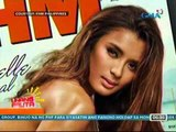 UB: Michelle Madrigal, nag-topless para sa April 2012 issue ng FHM Philippines (033012)