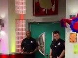 Kickin' It 4x13 Martinez & Malone Mall Cops