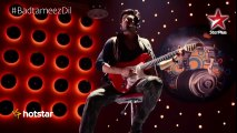 Badtameez Dil_ Watch Abeer perform to Naram Naram in his style