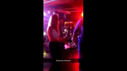 EXCLU VIDÉO Enora Malagré se jette dans la foule au FestiNight et forcément les mains sont baladeuses