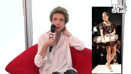 """Catherine Laborde-TPMP : son interview """"météo"""" décalée (vidéo)"""