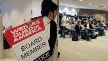 WGA Writers Authorize Strike