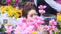 赵丽颖《特工皇妃楚乔传》媒体探班-乐视  Zhao Li Ying - Princess Agents - Media Set Visit (Le Shi)