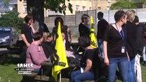 Teleperformance : Grogne des salariés au Mans (Sarthe)