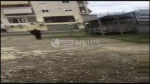 Ora News – Publikohen pamjet e gruas nga Tepelena që tentoi të digjte veten