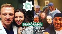 Grey's Anatomy : les coulisses du tournage de la saison 13