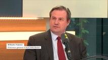 """Wilhelm Hubner (Auchan) : """"Nous voulons du bon, du sain, du local"""""""