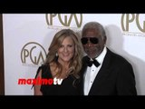 Morgan Freeman 2014 PGA Awards Red Carpet Arrivals