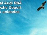 Komar 8957368x 254cm mural Audi R8Le Mans Coche Deportivo Gris 8unidades
