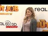 """Megan Drust """"The Nut Job"""" Los Angeles Premiere - Red Carpet Arrivals"""