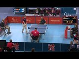 Table Tennis - GER versus CRO - Men's Singles - Class 4 Group A - London 2012 Paralympic Games