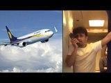 Sonu Nigam's mid air singing leads to Jet Airways crew members suspension