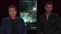 "IR Interview: Ian McShane & Ricky Whittle For ""American Gods"" [Starz]"