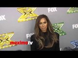 "Leona Lewis ""The X Factor"" USA Season 3 Finale Red Carpet Arrivals"
