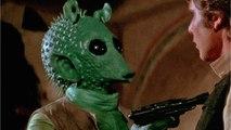 Greedo Actor Reveals Deleted Han Solo Scene In Original Star Wars