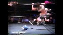 Stevie Richards vs Reckless Youth (Steel City Wrestling October 18th, 1998)