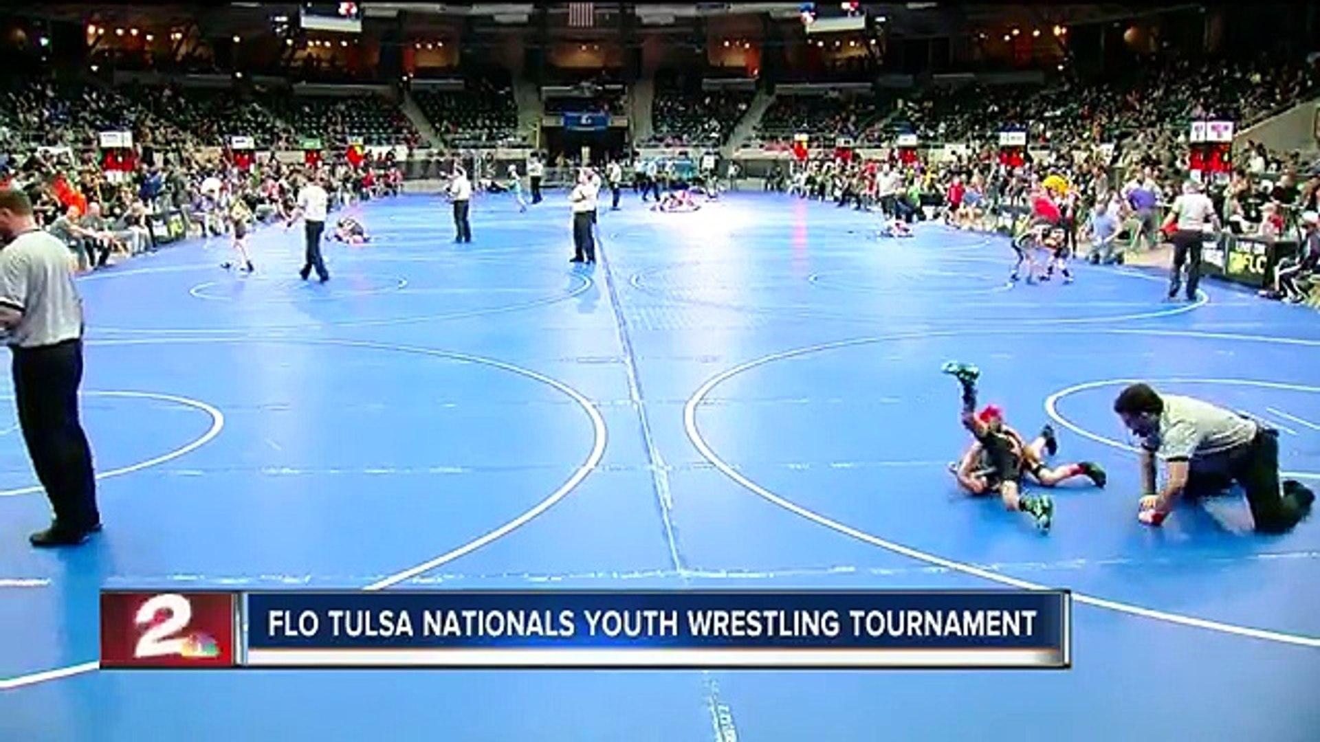 FLO Tulsa Nationals Youth Wrestling Tournament