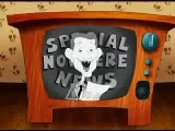 Courage the Cowardly Dog Cartoon Intro - Opening - Theme (1999)
