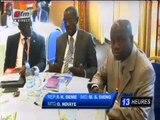 JT Wolof 14h - 19 Février 2015 - Présentation: Faty Dieng, Invité: Ibrahima Mbaye