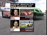 2000 NASCAR Winston Cup NAPA Autocare 500 part 1/4