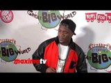 Iyaz at Elizabeth Stanton's 18th Birthday Benefiting Toys For Tots ARRIVALS