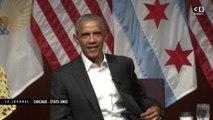 [Zap Actu] La nouvelle vie de Barack Obama (26/04/17)