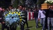 Cyclisme - Les derniers adieux et obsèques de Michele Scarponi à Filottrano