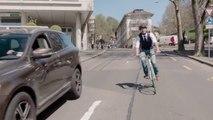 Un clip de campagne choc pour la sécurité routière suisse