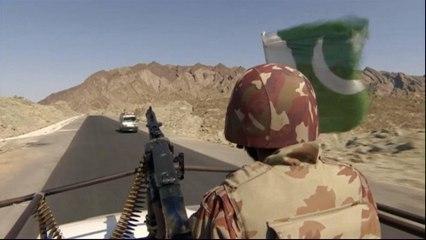 Pakistan separatists threaten new 'Silk Road'