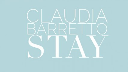 Claudia Barretto - STAY (Official Song Preview)