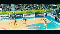 Présentation du Team France Basket