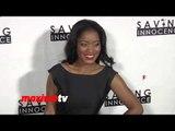 "Keke Palmer 2nd Annual ""Saving Innocence"" Gala Red Carpet Arrivals - Singer / Actress"