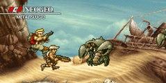 Neo Geo Metal Slug 3 - Gameplay
