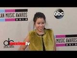 Cierra Ramirez 2013 American Music Awards Red Carpet - AMAs 2013