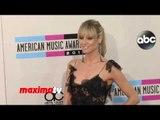 Heidi Klum 2013 American Music Awards Red Carpet - AMAs 2013