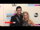 Luke Bryan 2013 American Music Awards Red Carpet - AMAs 2013