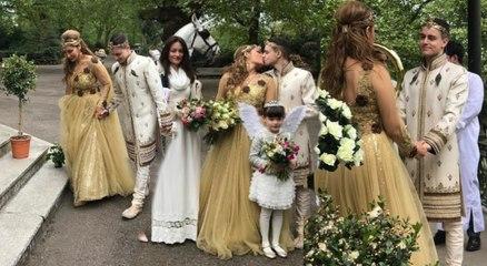 Sofia Hayat Married To Boyfriend Vlad Stanescu
