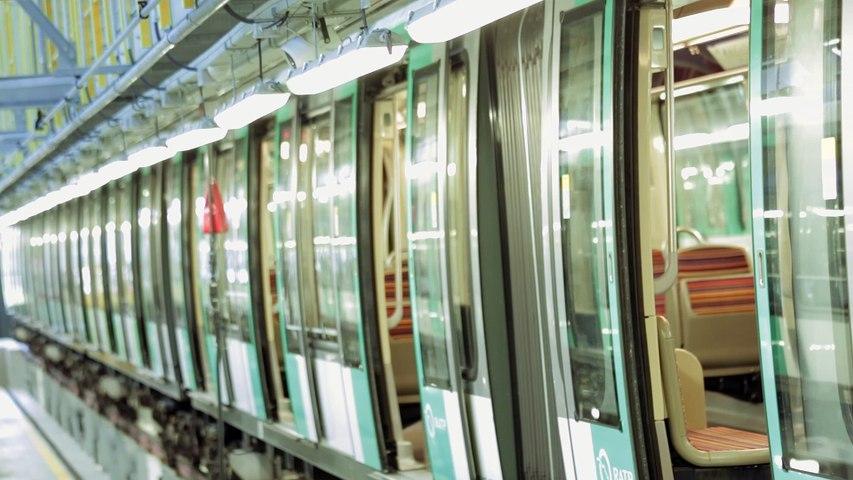 Métiers RATP : une journée avec…Christophe, mécanicien d'entretien du matériel roulant ferroviaire