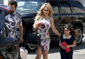 'Teen Mom OG' Star Farrah Abraham Lunches With Daughter After Party Binge