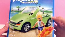 Playmobil Feu de camp unboxing et construction | Playmobil Summerfun | Playmobil camp dét