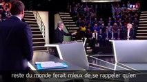 Premier débat de la présidentielle : Mélenchon fait la leçon aux autres candidats sur l'immigration