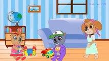 Paw Patrol Babies Kept into Washing Machine Crying ⒻⓊⓁⓁ Episodes! Paw Patrol Cartoon Nick