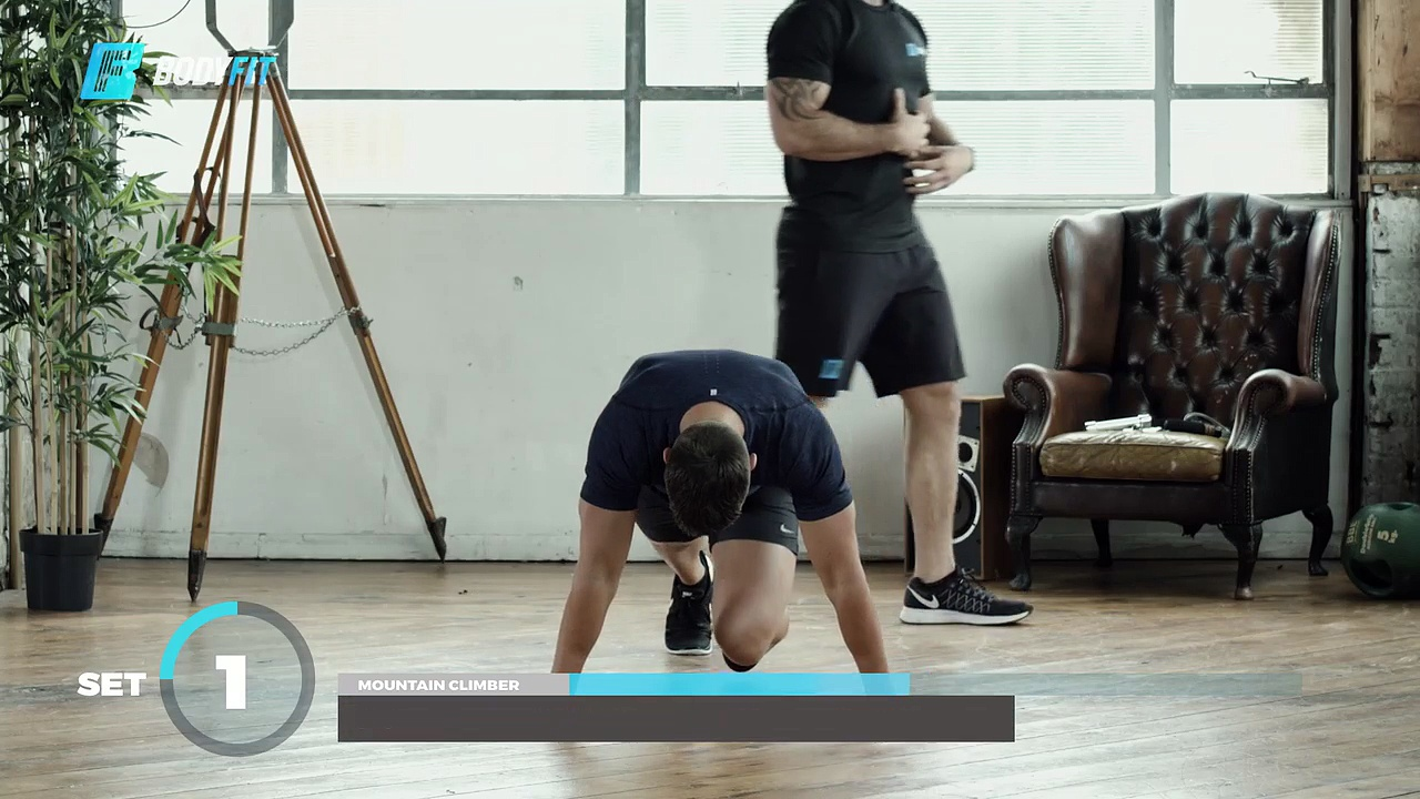 Hiit Workout – Home Workout