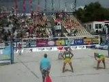 Beach volley : Swatch FIVB World Tour au Champs de Mars