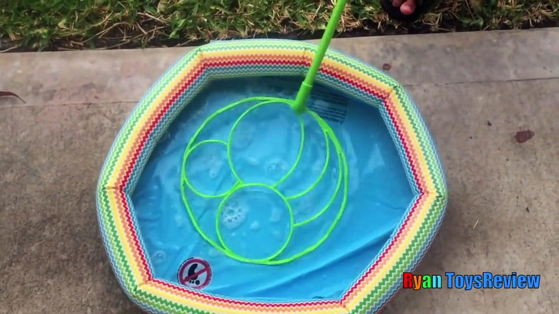 #WUBBLE BUBBLE BALL Complications! Fun Activity for kids Bubble Machine Playtime Kids Toys
