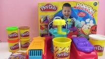 Play Doh Deutsch Knete   Mit KRÜMELMONSTER und CO.   Teil 2   Spiel mit mir Kinderspielzeu
