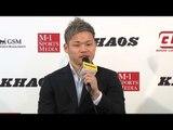「KHAOS.1」3.18(土)新宿FACE 翔也 一夜明け会見/KHAOS Press Conference