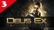 Deus Ex : Mankind Divided #03 - Difficile   Let's Play en direct FR