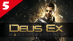 Deus Ex : Mankind Divided #05 - Difficile   Let's Play en direct FR