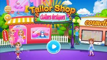 Lets Design Modern Clothes for Childrens - Android Game for Girls